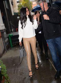 November 10:[More] Selena leaving rehearsals for... : Selena Gomez News
