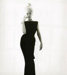 Marilyn, silhouette