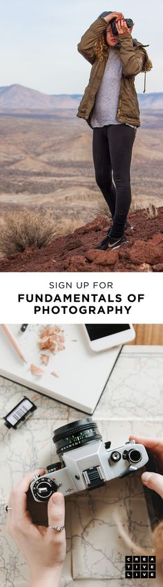 As a photographer, you will need to master the technical basics of the camera and form an understanding of the kind of equipment you need. But you also need to learn the mechanics of digital photography - how to bring your creative vision to fruition. Learn all of this in The Fundamentals of Photography with John Greengo.