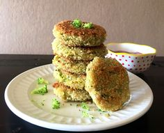 Broccoli Recipe Kids Will Love - Broccoli Cutlets