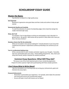 Example Essays For Scholarships Short Example Of Personal Essay For Scholarship College Sample, Scholarship Essay Example 9 Samples In Word Pdf, Essay Scholarship Essay Examples About Yourself Writing Essay, Life Hacks For School, School Study Tips, School Tips, Law School, School Stuff, High School, Scholarships For College, Education College, Writing Skills