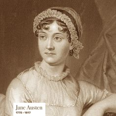 """On this day in 1775, the author of """"Pride and Prejudice"""" was born. Happy birthday, #JaneAusten!"""