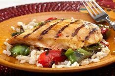 Sun Dried Tomato Grilled Chicken & Vegetables recipe