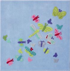 Haba Summer Butterfly Rug * You can get additional details at the image link.Note:It is affiliate link to Amazon.