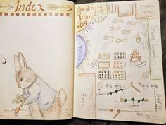 How to Design Your Garden Bullet Journal: Step by Step