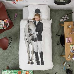 horse bedroom ideas. Snurk Collection From Amsterdam At Simons Maison  When You Are A Horse Lover Shop Kids Bedroom Decor Theme Bedroom Decorating Ideas Girls Bedrooms