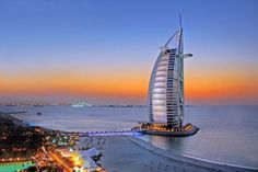 10 Must-Do Things To Add To Your Travel Bucket List: Stay at one of Dubai's spectacular hotels