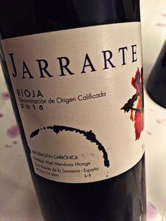 El Alma del Vino.: Bodega Abel Mendoza Jarrarte Maceración Carbónica 2015.