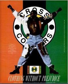 """popcultdumpster:  """"Fresh gear."""" (Cross Colours, 1991)"""