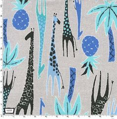 Hey, I found this really awesome Etsy listing at https://www.etsy.com/listing/260346801/blue-giraffes-from-michael-millers