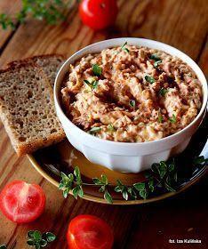 Smaczna Pyza: Jajka. Suszone pomidory. Do chleba. Pasta jajeczna z pomidorami Cooking Tips, Cooking Recipes, Polish Recipes, Health Eating, Fried Rice, Cake Recipes, Recipies, Food And Drink, Tasty