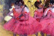 Sparkle art projects for kids | Edgar Degas: Art Project for Kids / Art lessons inspired by Edgar ...