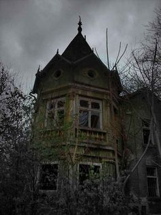 This Ivy House  — herminehesse: Abandoned