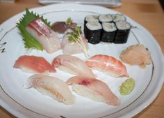 Belly of the Pig: CoZara Sushi Review @CoZara