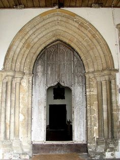 The church of All Saints - C15 door with wicket gate & Pioneer Door | Wicket doors | Pinterest | Doors Door design and ... pezcame.com