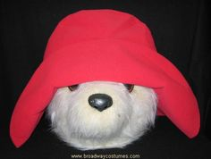 Animal Costume to Rent: Rainy Day Bear