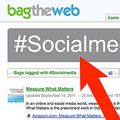 Public hashtag page Bookmarks, Public, Marque Page