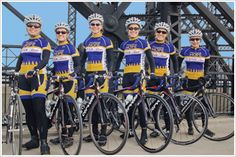3,000 miles. 9 days. 4 riders. 1 great cause... and you!  Unite with Us for the Race of Our Lives - Pulmonary Hypertension Association