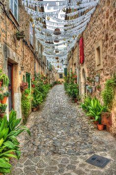 Valldemossa, Mallorca. HDR