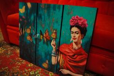 cuadros-frida-kahlo-regalos-originales-para-navidad-20536-MLA20192480228_112014-F.jpg (900×600)