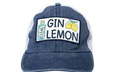 MAJOR BASEBALL CAPS EMB GIN LEMON Major Baseball, Baseball Caps, Bomb Cosmetics, Gin Lemon, Baseball Hats, Baseball Cap