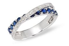 NEED TO HAVE THIS BAND!!  Google Image Result for http://images.ice.com/ice/product/images/RCP/RCP_016183_b_l-1_Carat_Sapphire_and_Diamond_14K_White_Gold_Criss_Cross_Ring.jpg