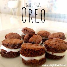 Galletas Oreo (con harina de Chia)