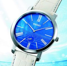 Seiko �Shinju Hattori Special Model� Limited Edition Watch For Japan