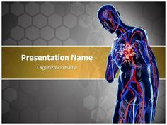 Make a professional looking science and related powerpoint download our professional looking ppt template on heart attack and make an heart toneelgroepblik Images
