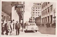 Calle palma epoca de oro de los años 50