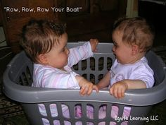 """Ignite Learning with Conscious Discipline LLC: I Love You Ritual: """"Row, Row, Row Your Boat"""""""