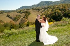 Wedding location near Pigeon Forge in the Great Smoky Mountains.
