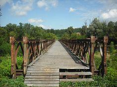 Znalezione obrazy dla zapytania mazowsze krajobrazy Garden Bridge, Outdoor Structures