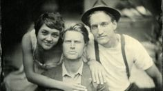 The amazing and talented Lumineers