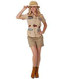 39b1bec031cfc Adult Women s Zookeeper Costume