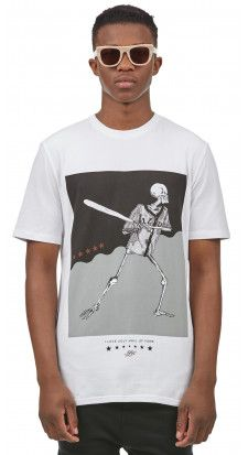 Hall Of Fame Tshirt White