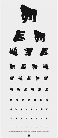 50 Creative WWF Campaigns That Make You Think Twice   The Design Inspiration