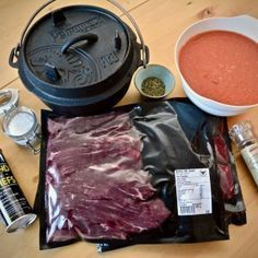 Sizilianischer Schmortopf aus dem Dutch Oven - DonCaruso BBQ