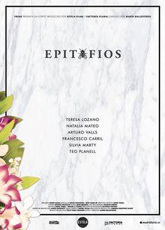 """""""Epitafios"""", de María Ballesteros. Con Arturo Valls, Natalia Mateo, Francesco Carril, Teresa Lozano, Silvia Marty, Teo Planell. 2014."""