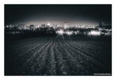 Ganshoren Nightscape Cityscape Stars Brussels