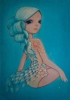 Beautiful artworks by Anarkitty