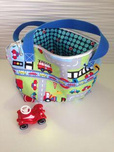 Tasche Basic Bag als Autotransporter
