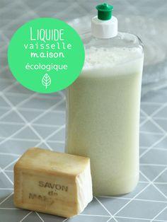 Liquide vaisselle maison – Maman Ours-DIY