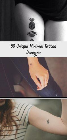 unique minimal tattoos designs0271 #minimaltattoomodels Latest Tattoo Design, Minimal Tattoo Design, Best Tattoo Designs, Minimal Design, Half Moon Tattoo, Big Tattoo, Small Tattoos, Cool Tattoos, Famous Day