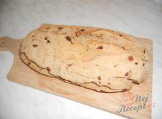 Nafouknutá chlebová placka z bývalé Jugoslávie Bread, Cheese, Food, Author, Eten, Bakeries, Meals, Breads, Diet