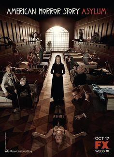 Poster from American Horror Story: Asylum