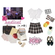 """High achiever don't you see"" by eloelitea on Polyvore"
