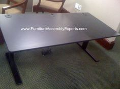 GeekDesks SKU GDv3C assembled in Washington DC by Furniture Assembly Experts Company