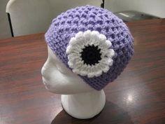 Meladoras Creation | Butterfly Stitch Beanie - Free Crochet pattern
