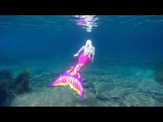 DIY HOW TO MAKE A SWIMMABLE MERMAID TAIL FOR UNDER $25 - YouTube